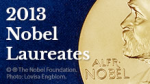 2013 Nobel Prize art