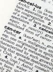 Cancer from dictionary